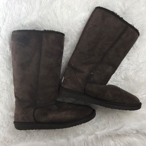UGG Medium Brown Boots